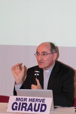 Mgr Hervé Giraud 2