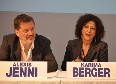 006 Conférence ouverture A Jenni K Berger