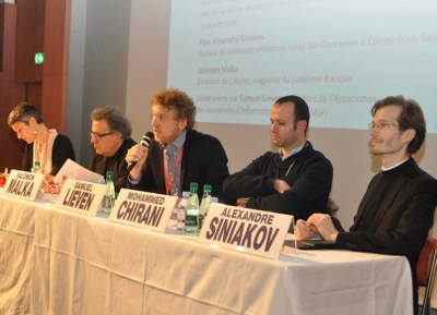 025 Table ronde 2 M Muller Colard S Malka S Lieven M Chirani A Siniakov
