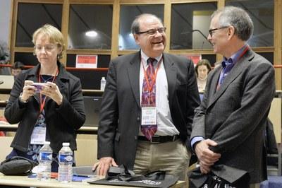 Therese Ratliff, Mike Raffio et Joseph Sinasac